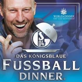Bild: Das Königsblaue Fußball Dinner - Stories, Quiz & lecker Essen: Ein faszinierender Fußballabend mit Sven Pistor & Gästen