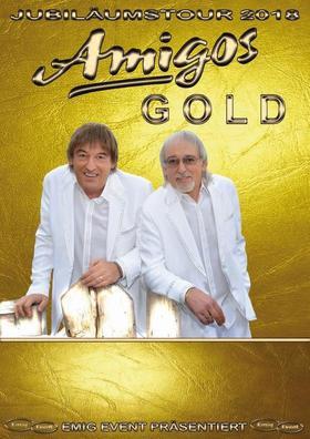 Bild: Die Amigos - GOLD Tournee 2018 - Jubiläumstour