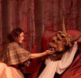 Bild: Die Schöne und das Biest - Märchentheater ab 5 Jahren