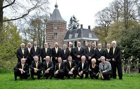 Bild: Interparochieel Koor Etten - Konzert zum 35 jährigen Chor-Jubiläum
