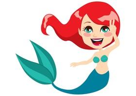 Bild: Arielle, die Meerjungfrau - Kinderstück nach dem Märchen von Andersen