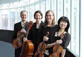 Bild: Berganza-Quartett der Bamberger Symphoniker