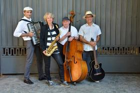 Bild: Les For me-dables - Französische Chansons: Musette mit Swing