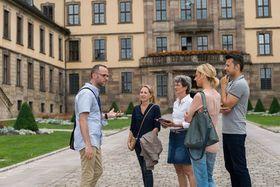 Bild: Schlossführung und Stadtrundgang Fulda