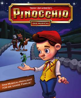 Bild: Pinocchio - Das Musical für die ganze Familie