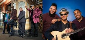 Legends in Concert - KOOL & THE GANG, The Raul Midón Trio, Noise Adventures