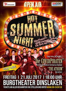 Bild: Hot Summer Night -
