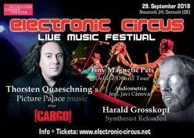Bild: Electronic Circus Musikfestival
