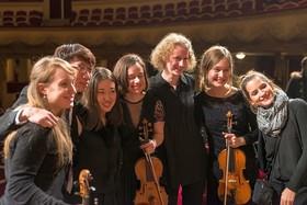Bild: Konzert der Bachakademie  Abschlusskonzert Salemer Sommerworkshop