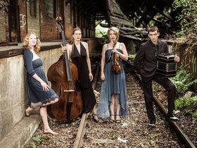 Bild: Cuarteto Rotterdam & AnnA Franken - Idas y Vueltas