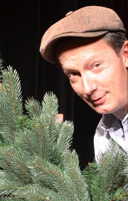 Bild: Philipp Oebel - Am Chimborazo steht ein alter Weihnachtsbaum