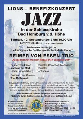 Bild: Lions Jazz-Benefizkonzert - Zu Gunsten