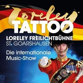 Loreley Military Tattoo 2018 - Die original Musikparade die unter die Haut geht
