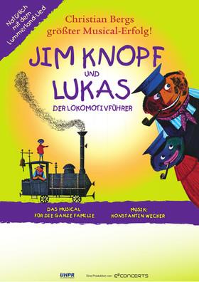 Bild: Jim Knopf und Lukas der Lokomotivführer - Das Musical für die ganze Familie!