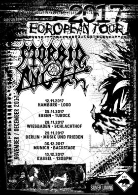 "Bild: Morbid Angel - ""European Tour 2017"""