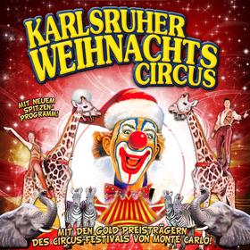 Bild: 9. Karlsruher Weihnachtscircus