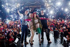 Bild: Das Taschenlampenkonzert - ein Gastspiel von RUMPELSTIL - das Original-Taschenlampenkonzert von der Berliner Waldbühne