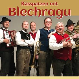 Bild: Kässpatzen mit Blechragu
