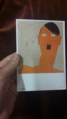 Bild: Omi spielt Hitler