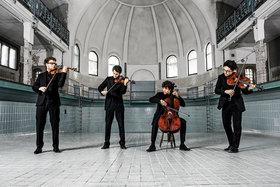 Bild: vision string quartet - Classic & Rock