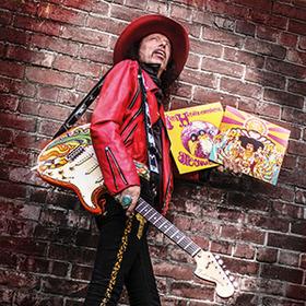 Bild: Randy Hansen Band - präsentiert zum 50. Jubiläum die Highlights zweier Jimi-Klassiker-Alben
