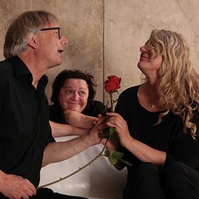 Bild: ImproKS - Theater hinter den Kulissen- alles improvisiert