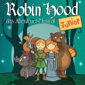 Bild: Robin Hood Junior - Familienmusical
