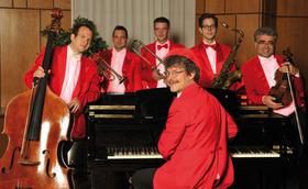 Bild: Saloniker String and Swing Orchestra - Weihnachtsspecial