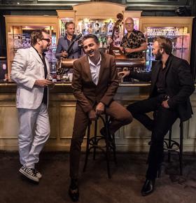 Bild: B.B. & The Blues Shacks - Die Heiligabend Blues Show
