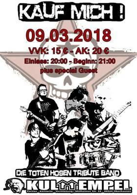 Bild: Live Kauf Mich! - Die Toten Hosen Tribute Band