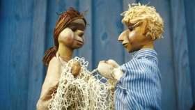Bild: Vom Fischer und seiner Frau