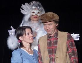 Bild: Galli Theater Backnang: Die Schneekönigin