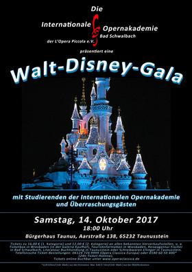 Walt-Disney-Gala - Die schönsten Melodien aus Walt-Disney-Musicals