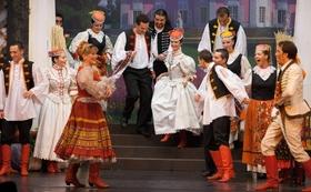 Bild: Gräfin Mariza - Operette von Emmerich Kálmán