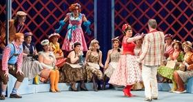 Bild: Die lustigen Weiber von Windsor - Oper von Otto Nicolai