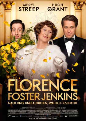 Bild: Florence Foster Jenkins (2016) - Kino im Theater