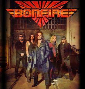 Bild: BONFIRE Temple Of Lies Tour 2018