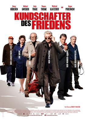 Bild: Kundschafter des Friedens (2017) - Kino im Theater