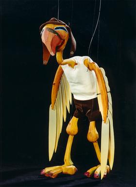 Bild: Cocktails - Marionettenprogramm
