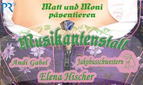 """Bild: Mordsspass im Musikantenstall - Theaterensemble Alte Fabrik """"Die Perlen"""""""