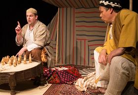 Bild: Der vierte König - Gastspiel: KiTZ – Theaterkumpanei  ab 5