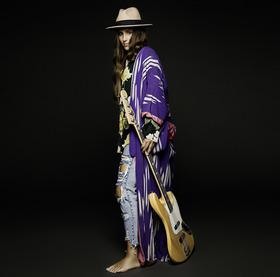 Bild: Kinga Glyk - Frontfrau einer Jazzband