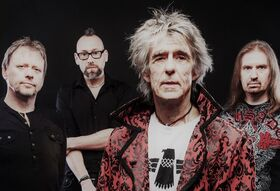 Bild: MARTIN TURNER Ex-Wishbone Ash - The Beauty of Chaos Tour – 45th ARGUS Anniversary