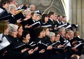 Bild: Ludwig van Beethoven: Messe C-Dur, op. 86 und Wolfgang Amadeus Mozart: Drei Geistliche Hymnen, KV 345