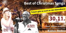Bild: Best of Christmas Songs Show in Baden-Baden