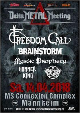 Bild: Delta Metal Meeting