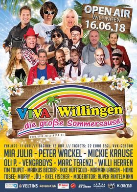 Bild: VIVA Willingen 2018 - ...die große Sommersause