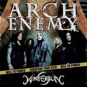 "Bild: ARCH ENEMY - ""Will To Power Tour 2018"""
