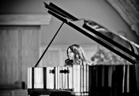 Bild: Anna Gourari - Im Rahmen des Wilhelm Kempff Klavierfestival der Europäischen Wochen