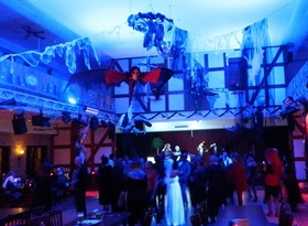Bild: Halloween Party - Volkshaus Strausberg